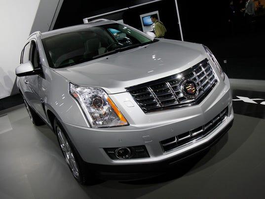 Latest GM recalls