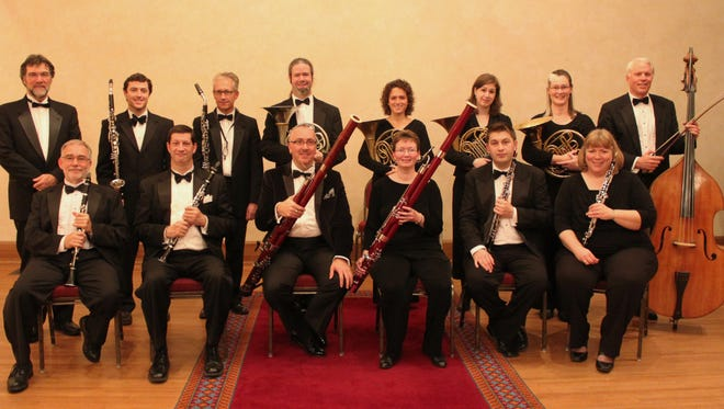 The Wisconsin Wind Orchestra will perform in Fond du Lac on September 11.