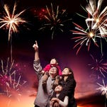 Attending a professional fireworks display can help you to avoid injuries from improperly using those kinds of devices at home.