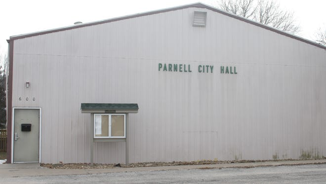 Parnell Hall, which doubles as city hall, is undergoing renovations. A special fundraiser is taking place Saturday, Jan. 28 at the hall to help with expenses.