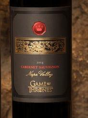Vintage Wine Estates Game of Thrones 2014 Cabernet