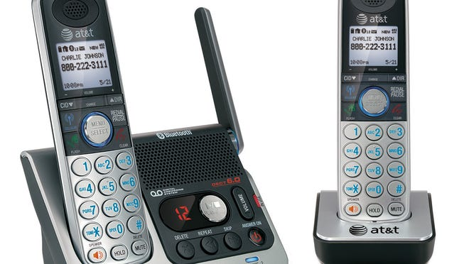 Older cordless phones use an analog signal to send information between the handset and base station. The newest cordless phones use DECT (stands for Digital Enhanced Cordless Telecommunications).