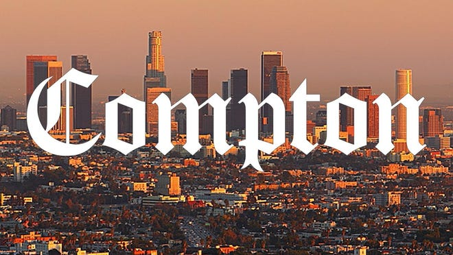 """""""Cold Chilling: Compton"""" is a compilation of reimagined takes on West Coast rap classics."""