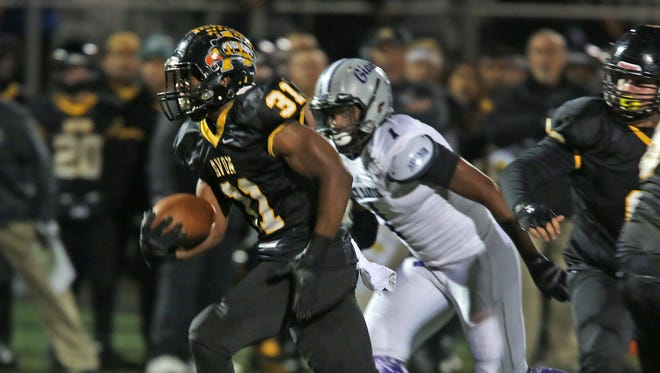For players like Avon's Bryant Fitzgerald, special teams, namely kickoffs, offer a chance to make game-changing plays.