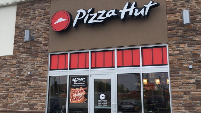 Pizza Hut has opened a new location at 85th Street and Minnesota Avenue, which also will add delivery service to Harrisburg.