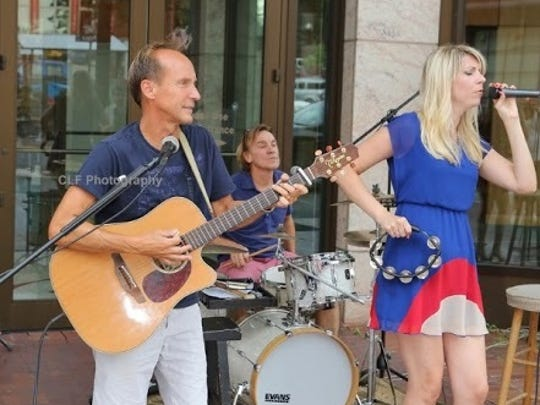 Sabrina Duke Trio will perform at Logan's View Winery
