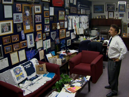 Principal Frank DeAngelis of Columbine High