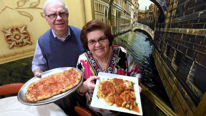 Owners Francesco Improta, 68, and his wife, Lidia,