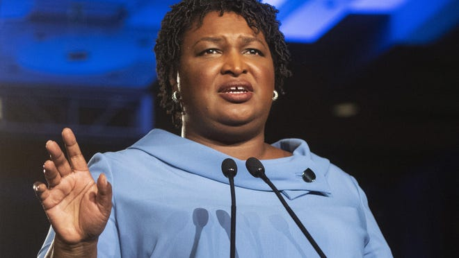 Stacey Abrams was not selected as Joe Biden's vice presidential running mate.