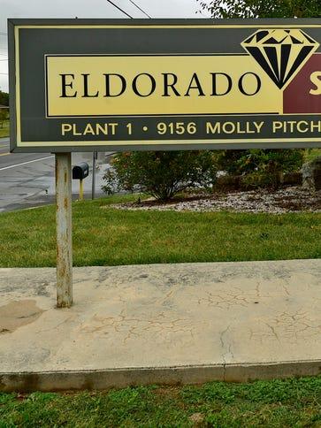 Eldorado Stone, 9156 Molly Pitcher Highway, is expanding