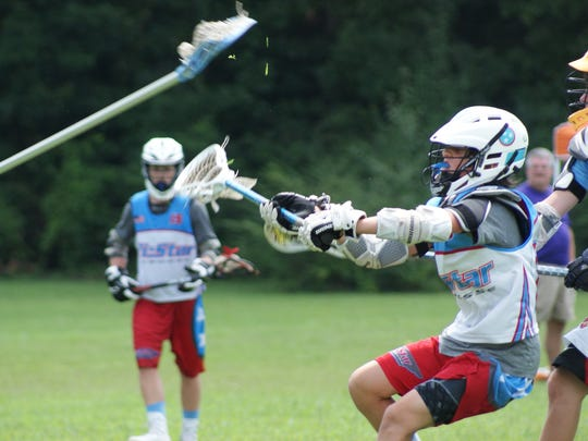 Lacrosse is gaining popularity in Middle Tennessee.