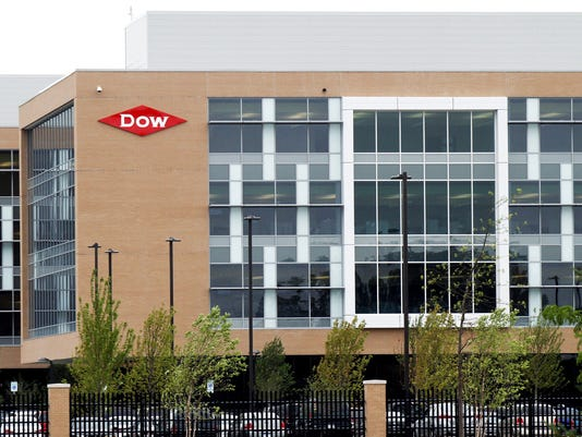 Dow Chemical Co. Headquarters in Michigan
