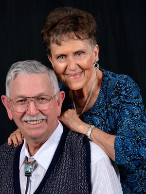 Richard and Gloria Hanson will celebrate their 60th anniversary on Sept. 19