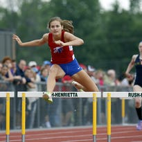 Girls Section V Track and Field Championships, May 27