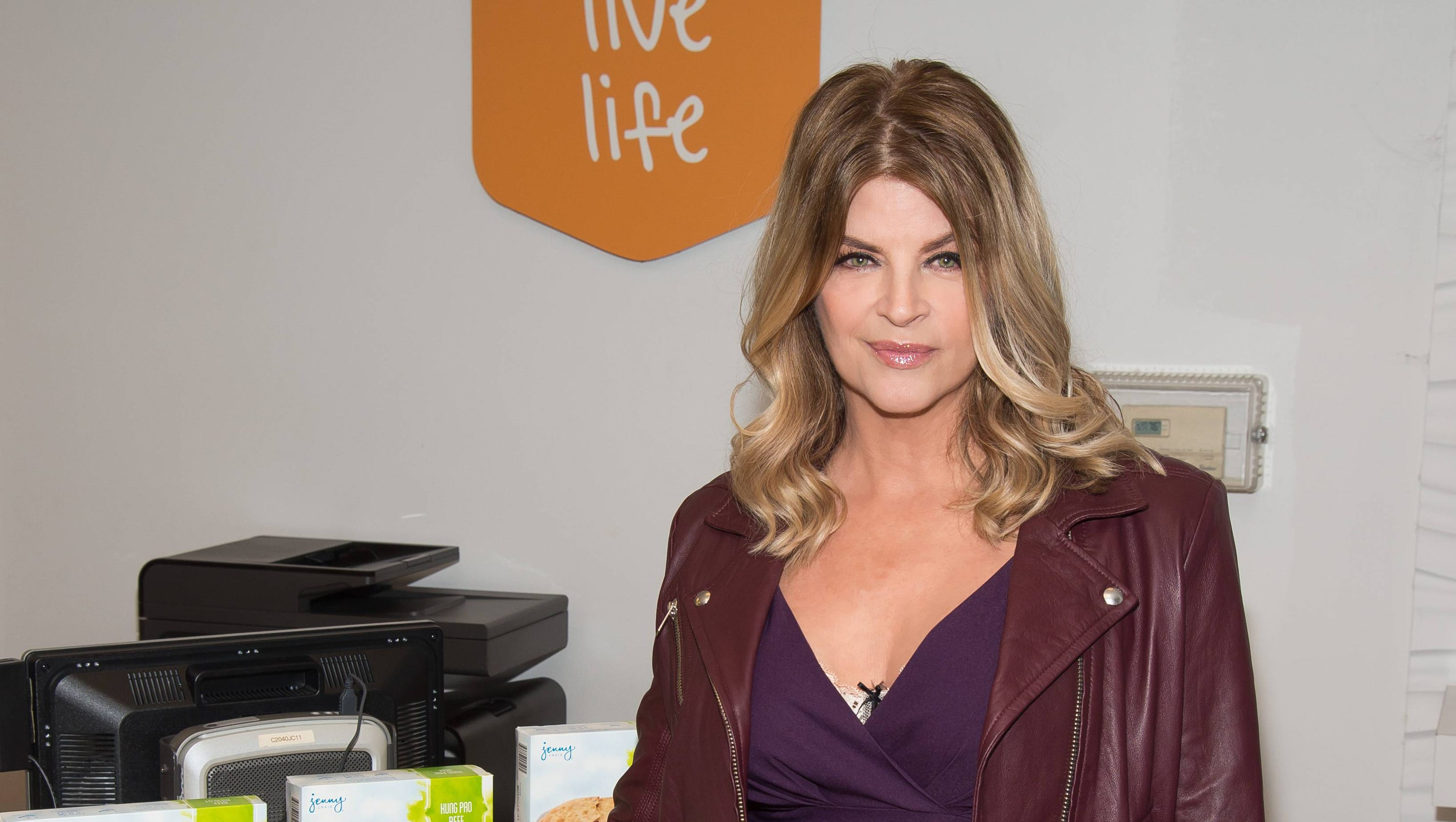 Kirstie Alley endorses Donald Trump for president - 50 Hairstyles