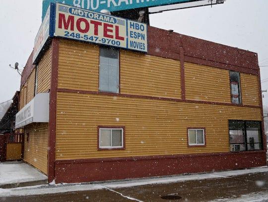 The Motorama Motel in Ferndale. Ferndale City Council