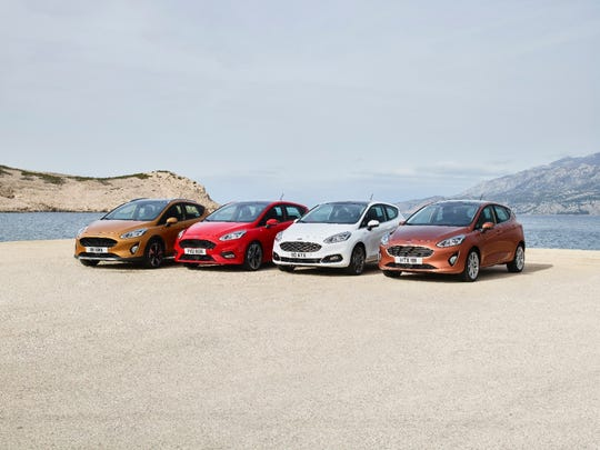 Ford said it will offer its next-generation Ford Fiesta