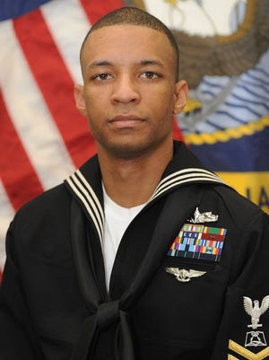 Alexandria native Brian Flournoy was recently named Senior Sailor of the Quarter by Commander, Navy Region Mid-Atlantic.