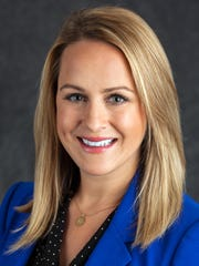 Meghan Darnell, new marketing manager at Providence Children's Hospital.