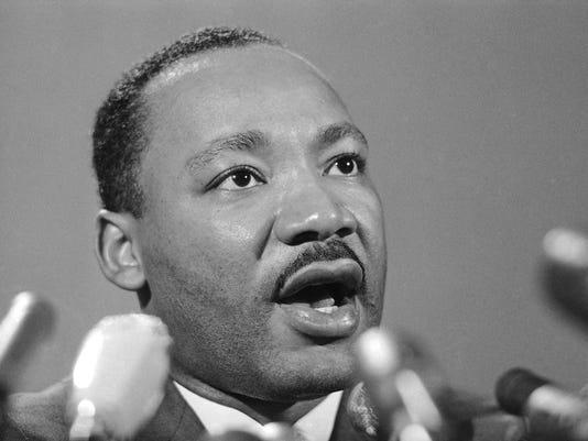 Martin Luther King Jr talks chicago 1967