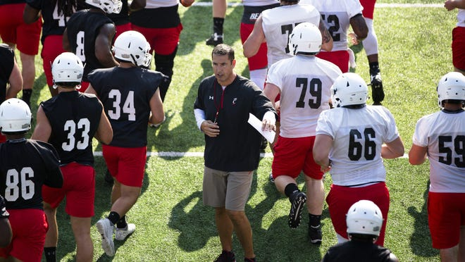 Cincinnati head coach Luke Fickell signed the nation's 40th-ranked 2020 recruiting class, a group that included Ohio's Mr. Football.