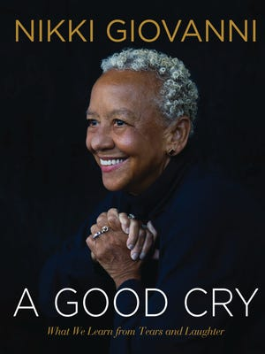 """Nikki Giovanni's book, """"A Good Cry: What We Learn from Tears and Laughter"""""""