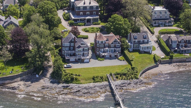 The Stella Maris Inn, located at 91 Washington St. in Newport, sold for $1.75 million.
