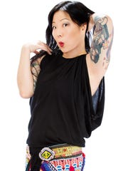 Margaret Cho will perform five shows over three nights in New Brunswick.