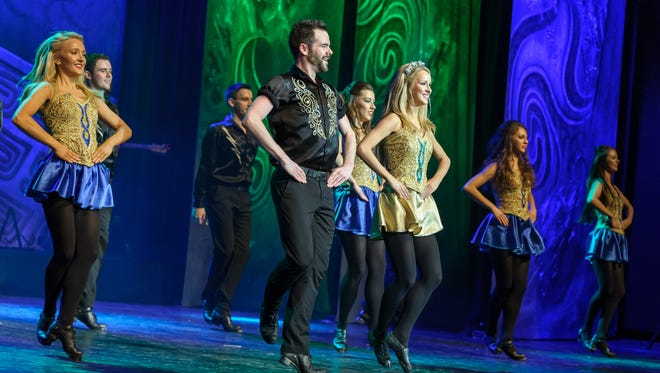 The Rio Grande Theatre's National Tour Series continues with the National Dance Company of Ireland's Rhythm of the Dance, a two-hour dance and music extravaganza which contains a wealth of Irish talent.