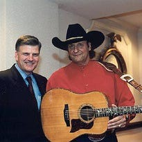 Dennis Agajanian has been awarded Musician of the Year six times at the Christian Country Music Awards (CCMA) and Entertainer of the Year by the CCMA three times.