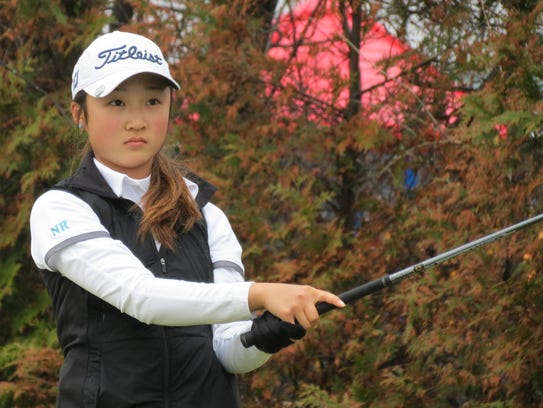 Sophomore Yoona Kim led Immaculate Heart to second