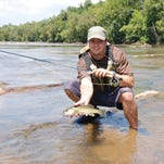 Fishing during the heat of summer can be challenging. Understanding where and how fish relate during the summer is half the battle.