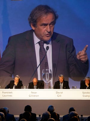 Former UEFA president Michel Platini admitted that the 1998 World Cup was fixed.