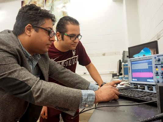 NMSU civil engineer seeks new ways to monitor aging
