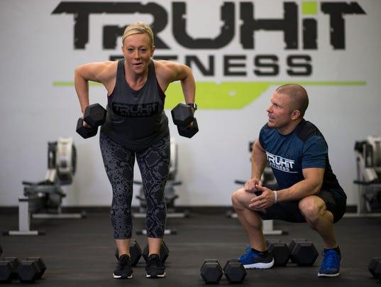 TruHIT Fitness 100861242