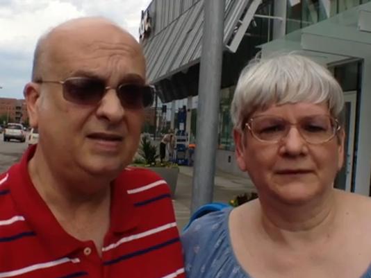 Steve and Verna Johnson