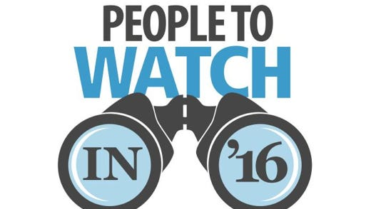 People to watch