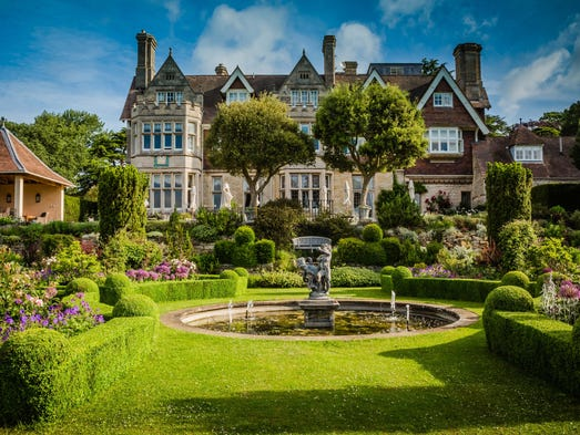 Hambleton Hall, Hambleton, Rutland: An outstanding