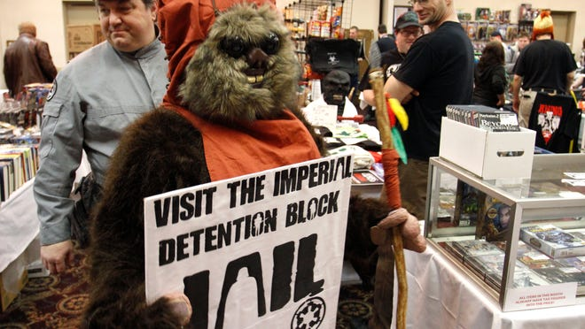 Visioncon, southwest Missouri's annual anime, gaming and sci-fi convention, will take place Friday through Sunday in Branson.