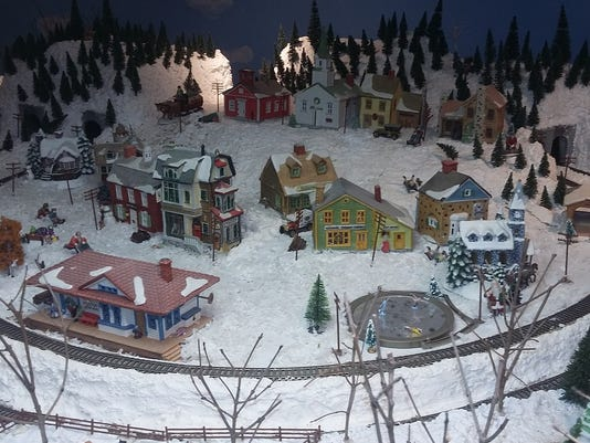 Exterior: Hudson Valley Railroad Society's Annual Train Show To