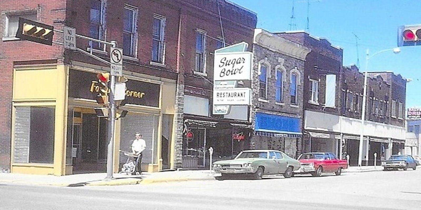Vintage Venues Sugar Bowl Follows Candy Shop