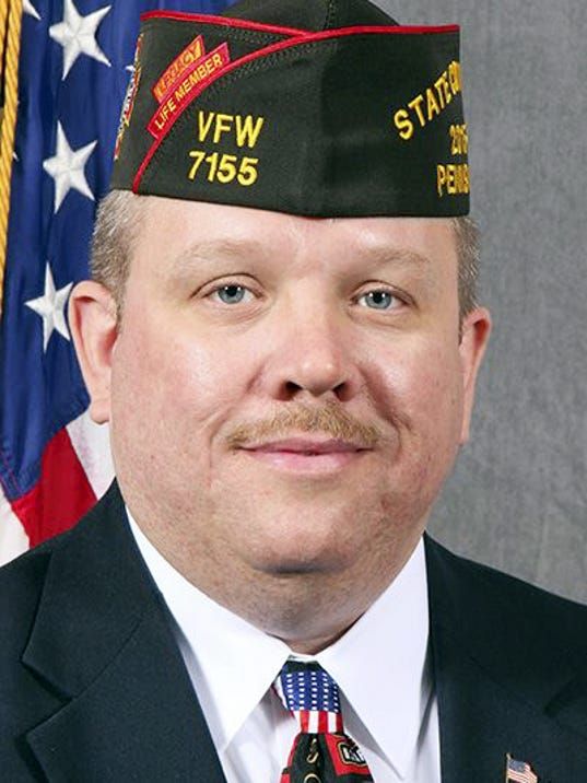Glenn R. Umberger Jr., of Schwenksville and a native of Lebanon was elected State Commander of the Pennsylvania Department of Veterans of Foreign Wars (VFW) on June 20th at the organizationâ  s State Convention in Gettysburg.  Submitted