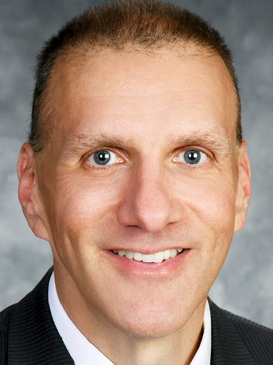 Jim Rovito,  Regional President of First Citizens Community Bank Submitted