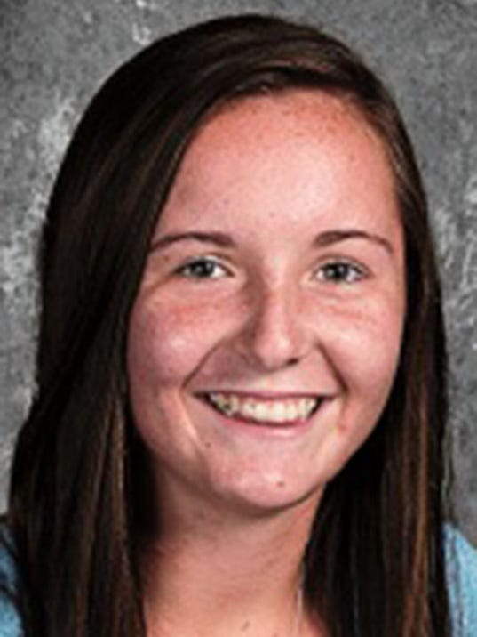 Kennard-Dale's Morgan Day needs 16 goals to break the PIAA career scoring record.