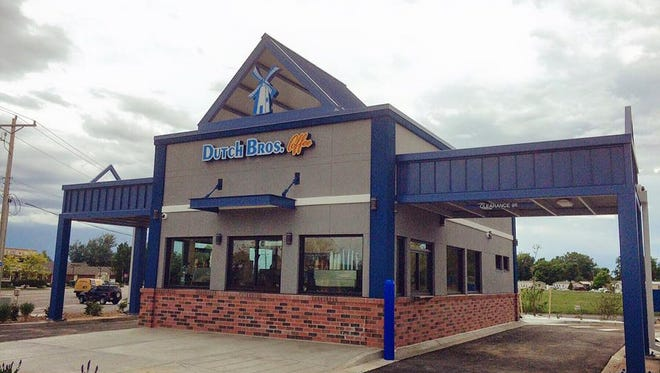 Oregon-based coffee chain Dutch Bros. Coffee plans the launch of its Loveland location on Wednesday.