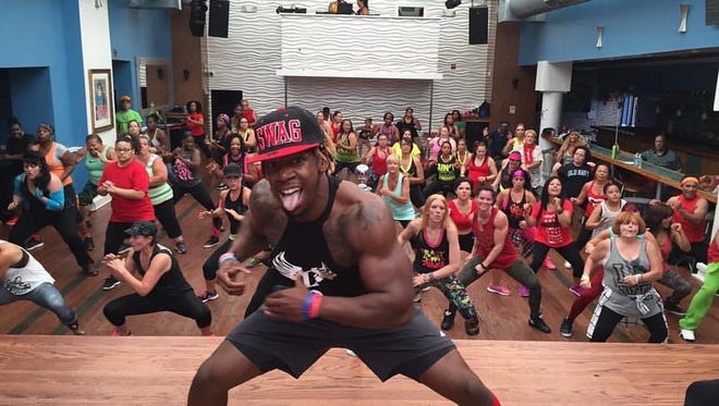 "The second annual TUK Birthday Bash/Breast Cancer Event, a master fitness class featuring Nate ""the Turnupking"" Offer, will be held on Oct. 2 at Grant Plaza at 619 E. Landis Ave., at Vineland."
