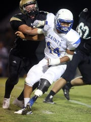 Mt. Juliet Christian's Andrew Kittrell during their