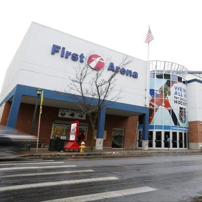The fate of First Arena remains in doubt. Will Elmira's