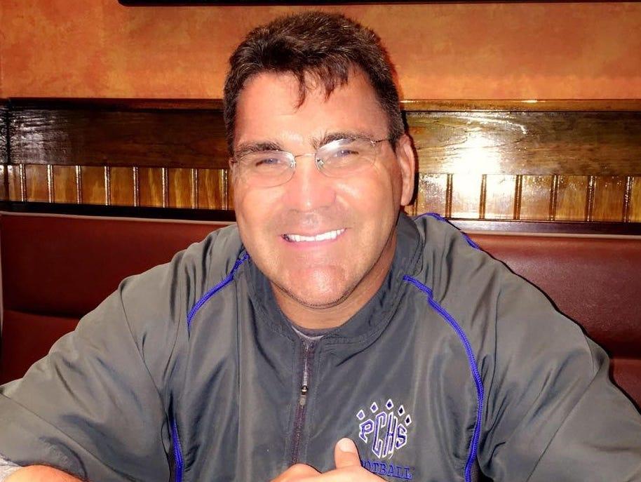 Jeff Wilson had been Polk County's softball coach since 1996.