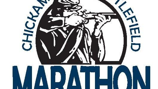 Chickamauga Battlefield Marathon logo